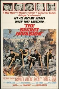 A Invasão Secreta - Poster / Capa / Cartaz - Oficial 2