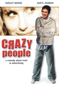Crazy People - Muito Loucos - Poster / Capa / Cartaz - Oficial 1