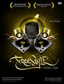 Freestyle: um estilo de vida - Poster / Capa / Cartaz - Oficial 1