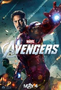 Os Vingadores - Poster / Capa / Cartaz - Oficial 12