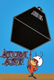 A Formiga Atômica - Poster / Capa / Cartaz - Oficial 8