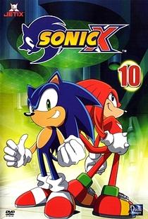 Sonic X (2ª Temporada) - Poster / Capa / Cartaz - Oficial 16