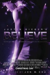 Justin Bieber's Believe - Poster / Capa / Cartaz - Oficial 3