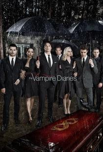 The Vampire Diaries (8ª Temporada) - Poster / Capa / Cartaz - Oficial 1