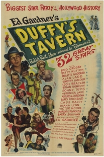Duffy's Tavern - Poster / Capa / Cartaz - Oficial 1
