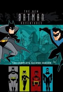 As Novas Aventuras do Batman (2ª temporada) - Poster / Capa / Cartaz - Oficial 1