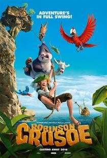 As Aventuras de Robinson Crusoé - Poster / Capa / Cartaz - Oficial 5