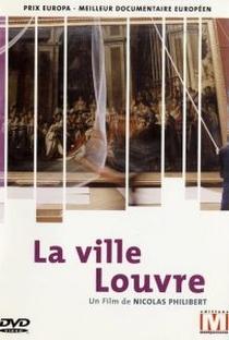 A Cidade Louvre - Poster / Capa / Cartaz - Oficial 1