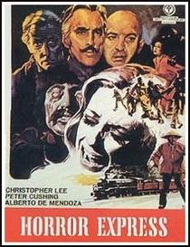 O Expresso do Horror - Poster / Capa / Cartaz - Oficial 2