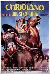 Coriolano, o Herói Sem Pátria - Poster / Capa / Cartaz - Oficial 1