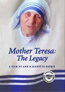 Mother Teresa: The Legacy  - Poster / Capa / Cartaz - Oficial 1