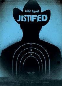 Justified (4ª Temporada) - Poster / Capa / Cartaz - Oficial 2