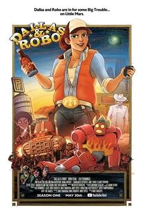 Dallas & Robo - Poster / Capa / Cartaz - Oficial 1