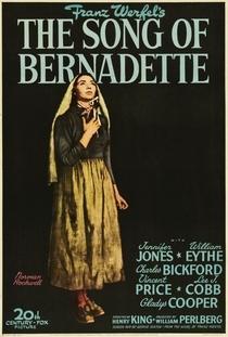 A Canção de Bernadette - Poster / Capa / Cartaz - Oficial 2