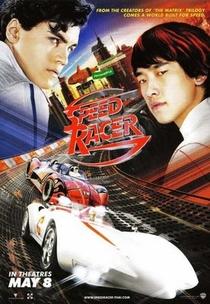 Speed Racer - Poster / Capa / Cartaz - Oficial 9