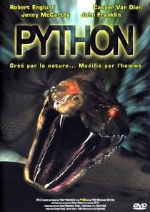 Python: A Cobra Assassina - Poster / Capa / Cartaz - Oficial 1