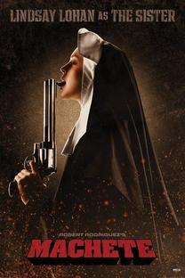 Machete - Poster / Capa / Cartaz - Oficial 6