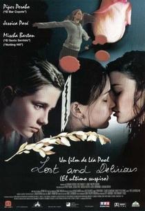 Assunto de Meninas - Poster / Capa / Cartaz - Oficial 4