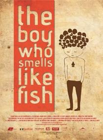 The Boy Who Smells Like Fish - Poster / Capa / Cartaz - Oficial 1