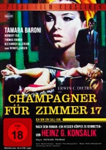 Champanhe para o Quarto 17 - Poster / Capa / Cartaz - Oficial 1