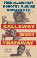 Esperto Contra Esperto (Callaway Went Thataway)