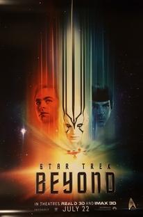 Star Trek: Sem Fronteiras - Poster / Capa / Cartaz - Oficial 2
