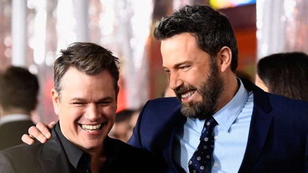 Matt Damon e Ben Affleck vão adotar Inclusion Rider