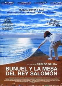 Buñuel e a mesa do rei Salomão - Poster / Capa / Cartaz - Oficial 1