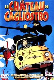 O Castelo de Cagliostro - Poster / Capa / Cartaz - Oficial 20