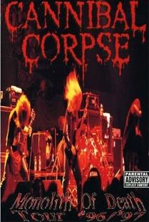 Cannibal Corpse - Monolith of Death - 1997 - Poster / Capa / Cartaz - Oficial 1