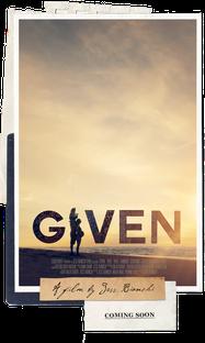 Given - Poster / Capa / Cartaz - Oficial 4