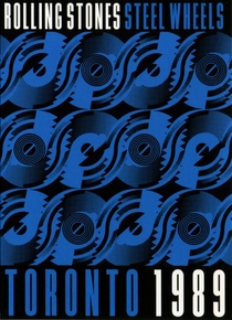 Rolling Stones - Toronto 1989 - Poster / Capa / Cartaz - Oficial 1