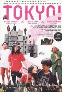 Tokyo! - Poster / Capa / Cartaz - Oficial 2