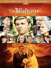 Os Waltons (5ª Temporada) - Poster / Capa / Cartaz - Oficial 1