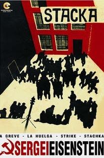 A Greve - Poster / Capa / Cartaz - Oficial 6