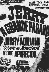 Jerry, A Grande Parada - Poster / Capa / Cartaz - Oficial 1