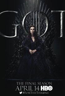 Game of Thrones (8ª Temporada) - Poster / Capa / Cartaz - Oficial 10