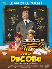 O Aluno Ducobu - Poster / Capa / Cartaz - Oficial 1