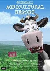 Agricultural Report - Poster / Capa / Cartaz - Oficial 1