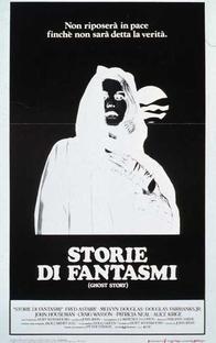 História de Fantasmas - Poster / Capa / Cartaz - Oficial 6