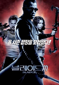 Blade: Trinity - Poster / Capa / Cartaz - Oficial 8