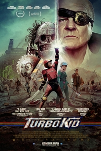 Turbo Kid - Poster / Capa / Cartaz - Oficial 1