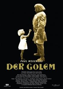 O Golem - Como Veio ao Mundo - Poster / Capa / Cartaz - Oficial 2