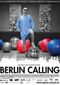 Berlin Calling - Poster / Capa / Cartaz - Oficial 1
