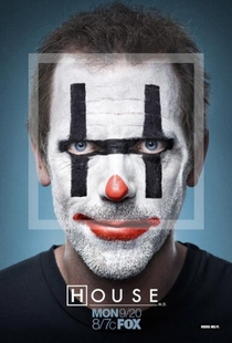 Dr. House (7ª Temporada) - Poster / Capa / Cartaz - Oficial 2