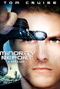 Minority Report: A Nova Lei - Poster / Capa / Cartaz - Oficial 10