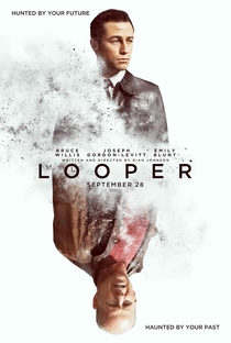 Looper - Assassinos do Futuro - Poster / Capa / Cartaz - Oficial 1