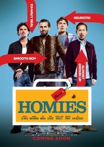 Homies - Poster / Capa / Cartaz - Oficial 1