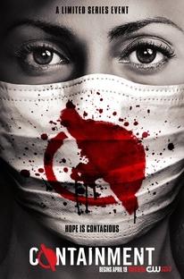 Containment (1° Temporada) - Poster / Capa / Cartaz - Oficial 6