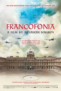 Francofonia – Louvre Sob Ocupação - Poster / Capa / Cartaz - Oficial 5
